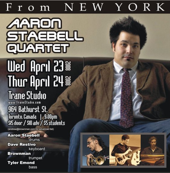 Aaron Staebell