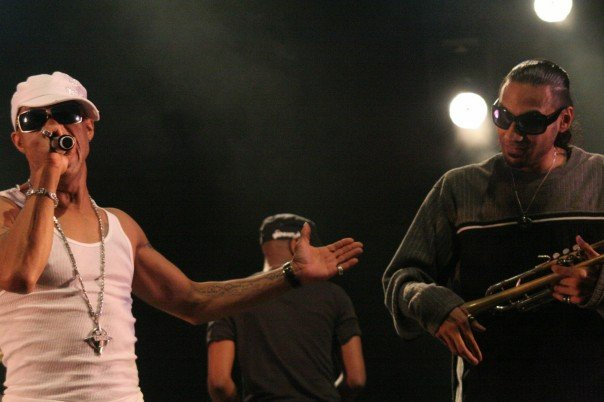 Guru and Brownman - Belgium
